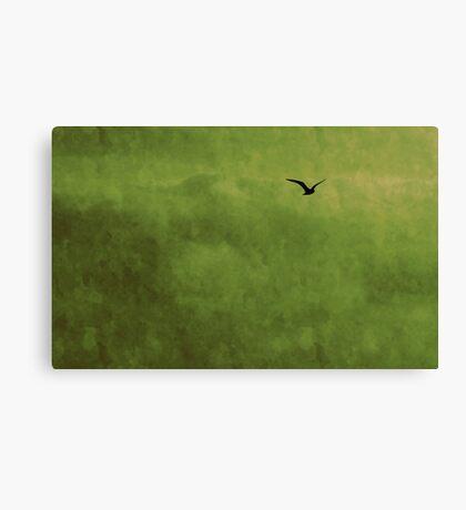 L'oiseau Canvas Print