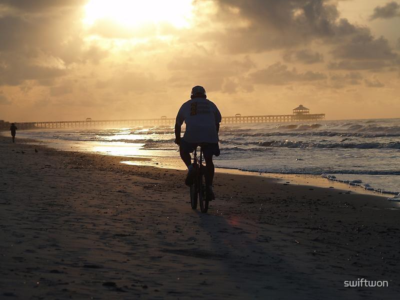 cyclist by swiftwon