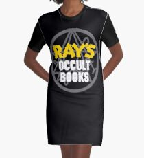 Ray's Occult Books Graphic T-Shirt Dress
