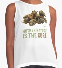 Mother Nature is the Cure Contrast Tank
