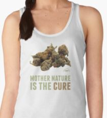 Mother Nature is the Cure Women's Tank Top