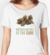 Mother Nature is the Cure Relaxed Fit T-Shirt