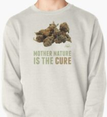 Mother Nature is the Cure Pullover
