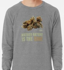 Mother Nature is the Cure Lightweight Sweatshirt