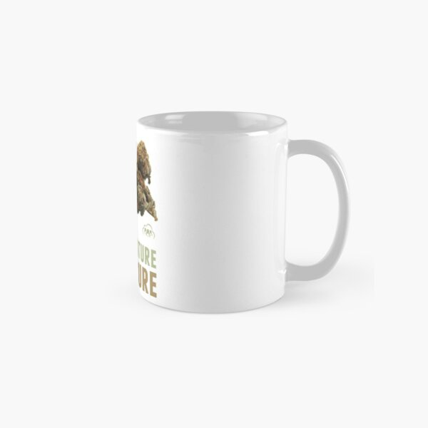 Mother Nature is the Cure Classic Mug