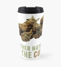 Mother Nature is the Cure Travel Mug