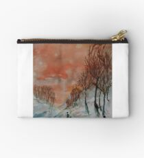 Red Sky, Shepherd's Delight Studio Pouch