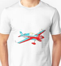 Plane in the skies Unisex T-Shirt