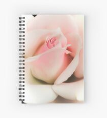Blushing Pink  Spiral Notebook