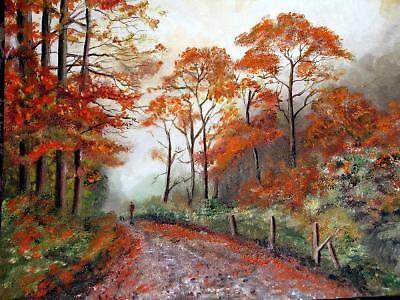 Autumn Fire by Artwayze