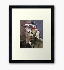 Putting the pieces together Framed Print