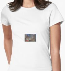 Layer upon layer Women's Fitted T-Shirt
