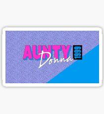 Aunty Donna 1999 Sticker