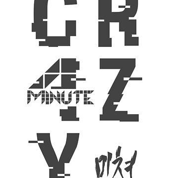 4MINUTE - CRAZY by zyguarde
