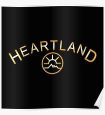 Heartland Logo Poster