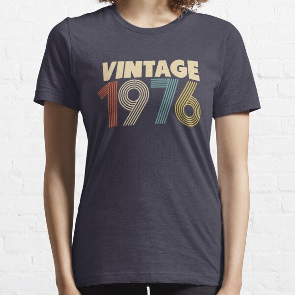 Vintage 1976 Essential T-Shirt