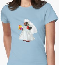 Bridebot Womens Fitted T-Shirt