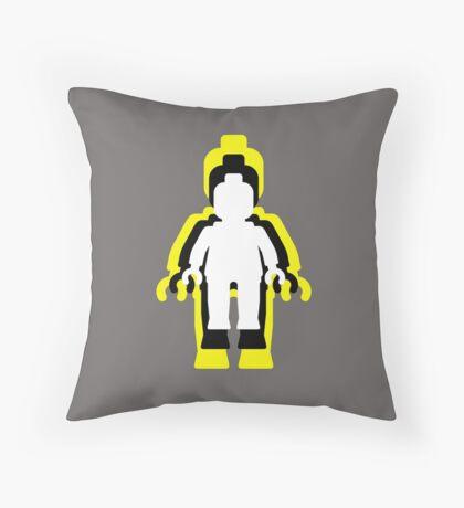 MINIFIG MAN  Floor Pillow