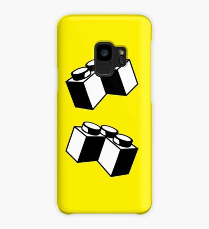 2 x 2 Brick Corner Case/Skin for Samsung Galaxy