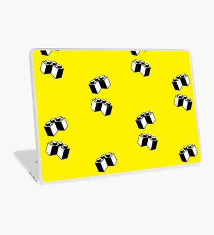2 x 2 Brick Corner Laptop Skin