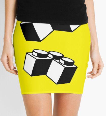 2 x 2 Brick Corner Mini Skirt