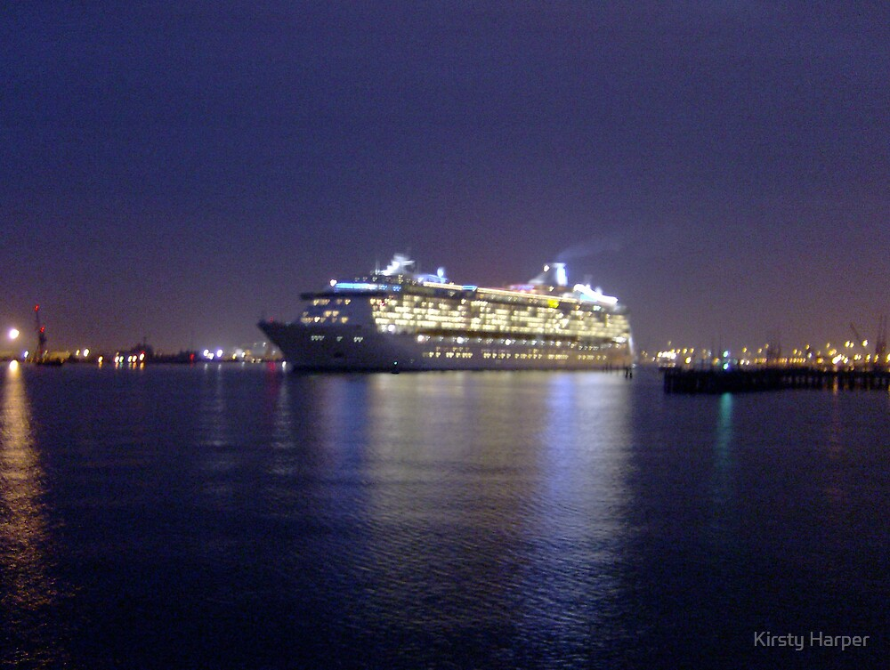 Independence of the Seas by Kirsty Harper