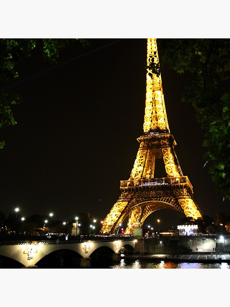 Torre Eiffel de HughAJConnolly