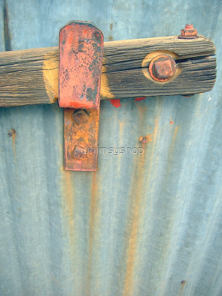 Rust by whimsyshop