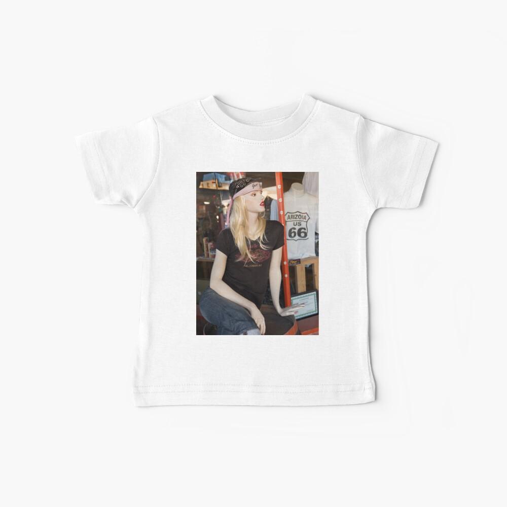 US Mannequin 118 Baby T-Shirt