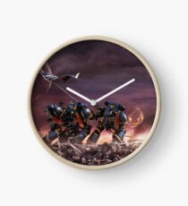 Space Marines Clock