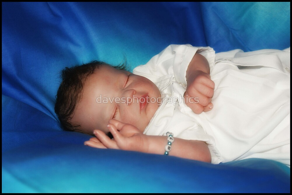 Reborn Doll 1 by davesphotographics