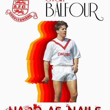 Evan Balfour - Hard as Nails by Airdrieonians