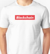 Blockchain Supreme T-Shirt