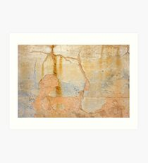 Spanish wall Art Print