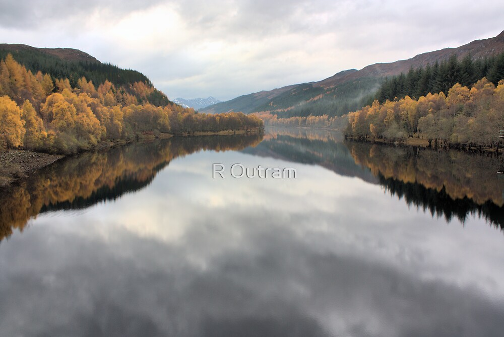 Sky Mirror by R Outram
