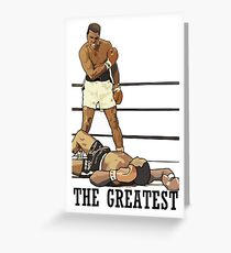 Ail the greatest merchandise  Greeting Card