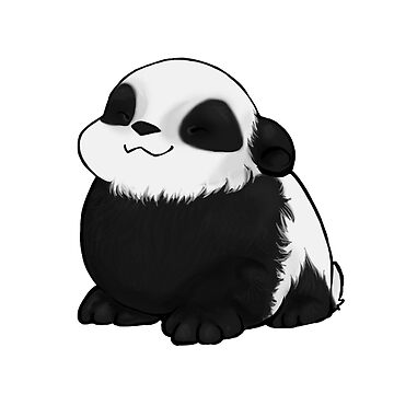 Panda Cute by irmachan