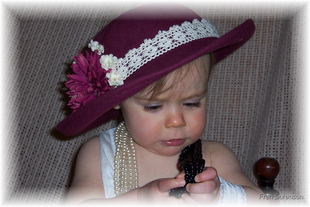 baby dress up by Fran Sorenson