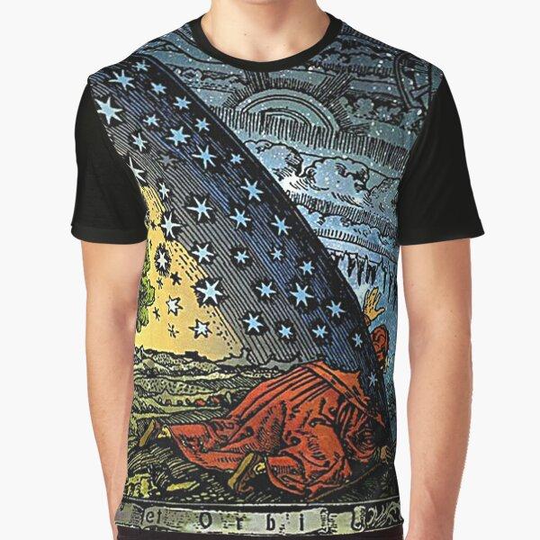 Flammarion engraving Graphic T-Shirt