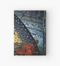 Flammarion Gravur Notizbuch