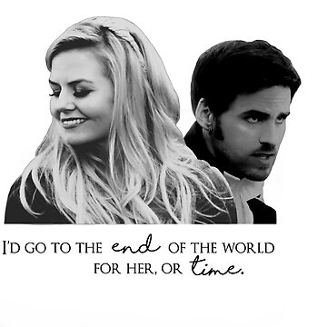 15. Captain Swan Quote by HookedDuckling
