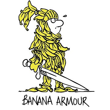 Banana Armour by RobertDuncan