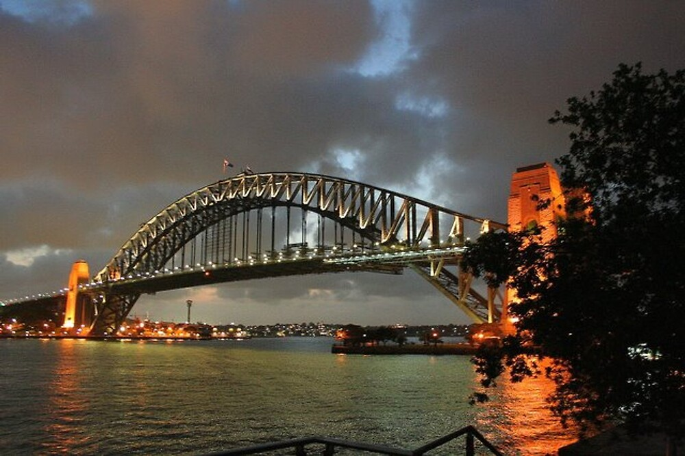 Sydney Harbour Bridge by Tugela