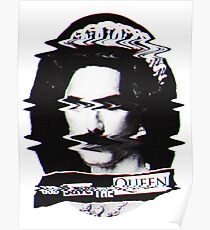 God Save The Queen Poster