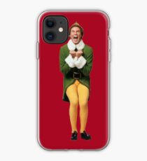 SANTA! OH MY GOD! SANTA'S COMING! I KNOW HIM! I KNOW HIM! iPhone Case
