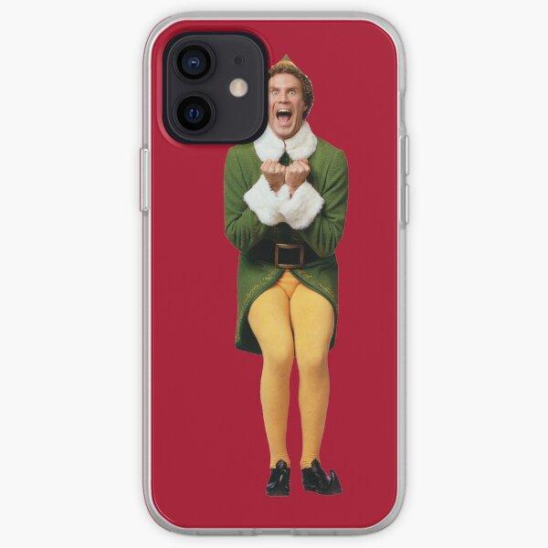 SANTA! OH MY GOD! SANTA'S COMING! I KNOW HIM! I KNOW HIM! iPhone Soft Case