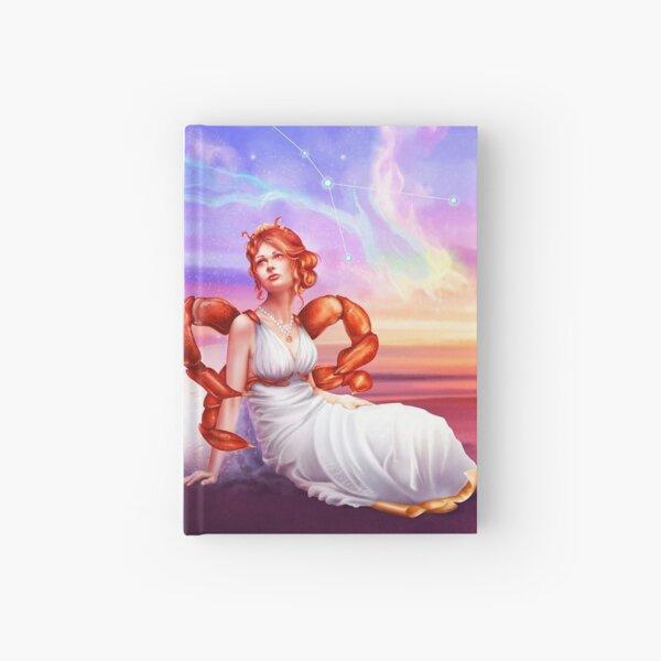 Cancer OC - 12 Zodiac Ladies Hardcover Journal