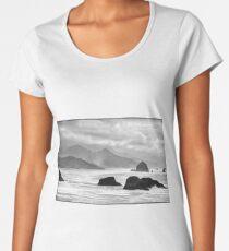 Cannon Beach Noir Women's Premium T-Shirt