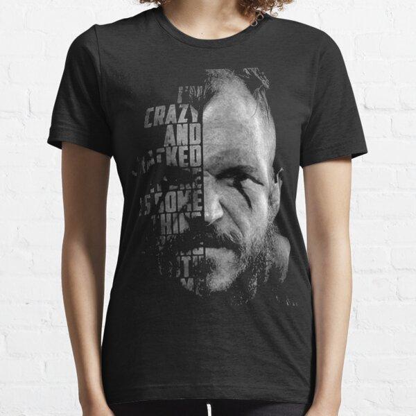 série dramatique floki viking T-shirt essentiel