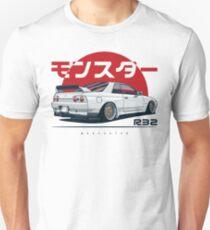 Monster. Skyline R32 GTR Slim Fit T-Shirt